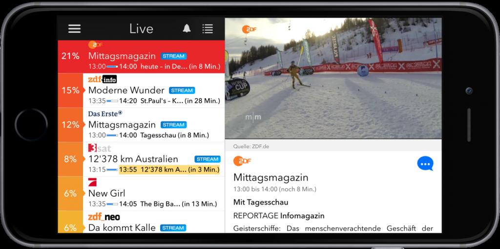 Live Stream 6 Plus
