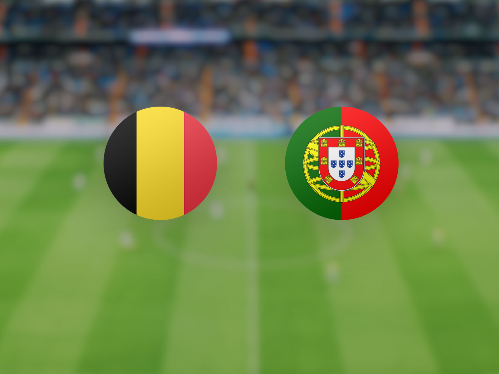 watch Belgium vs Portugal in Euro 2020 last-16 knockout rounds