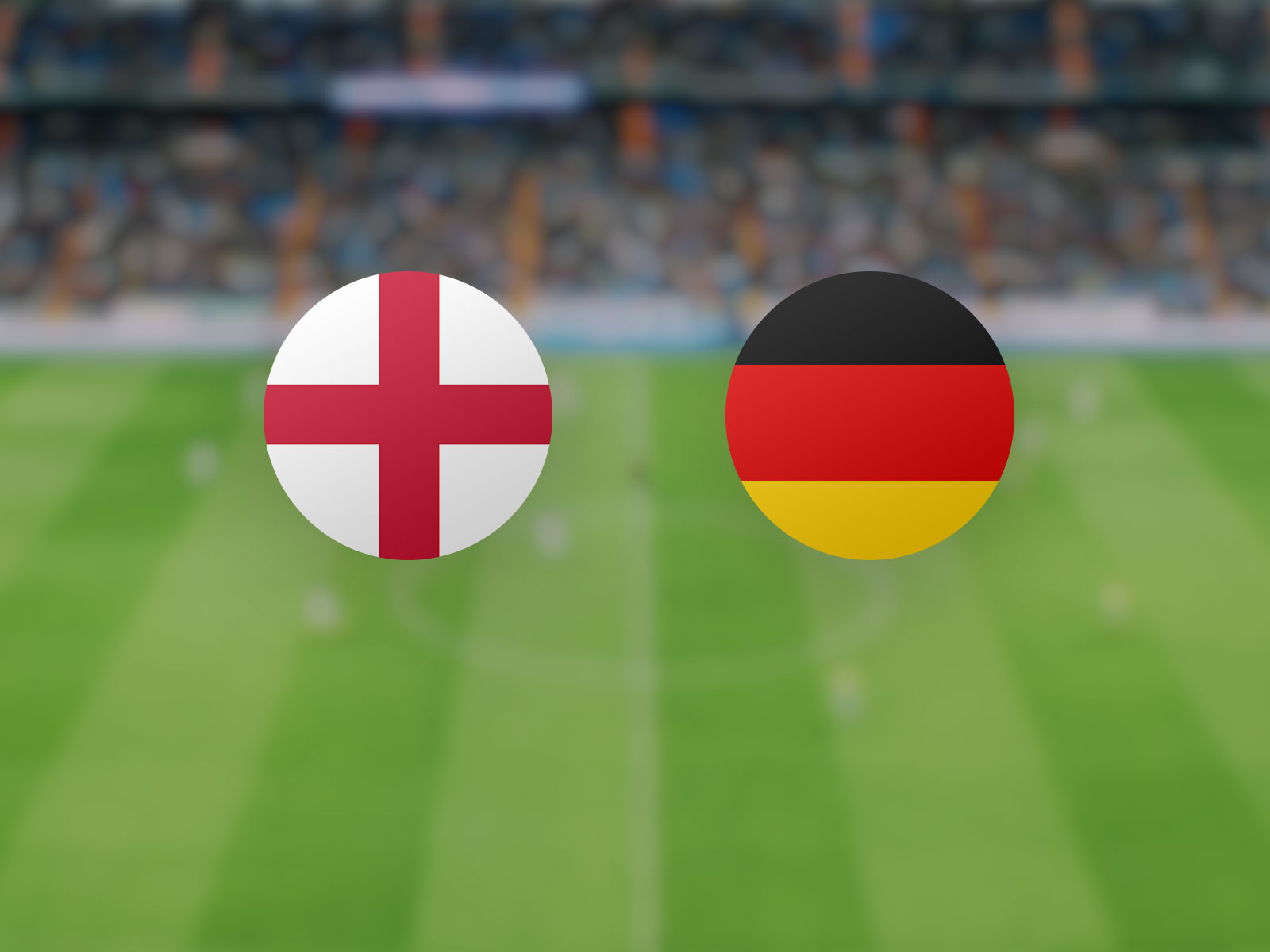 watch England vs Germany in Euro 2020 last-16 knockout rounds