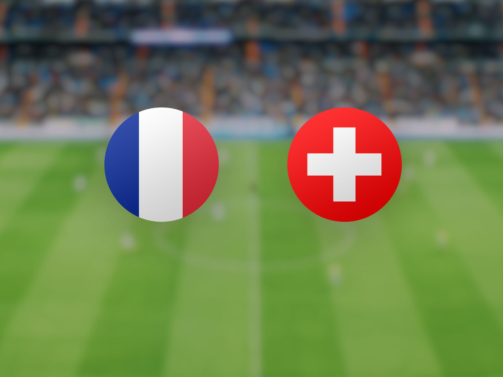 watch France vs Switzerland in Euro 2020 last-16 knockout rounds