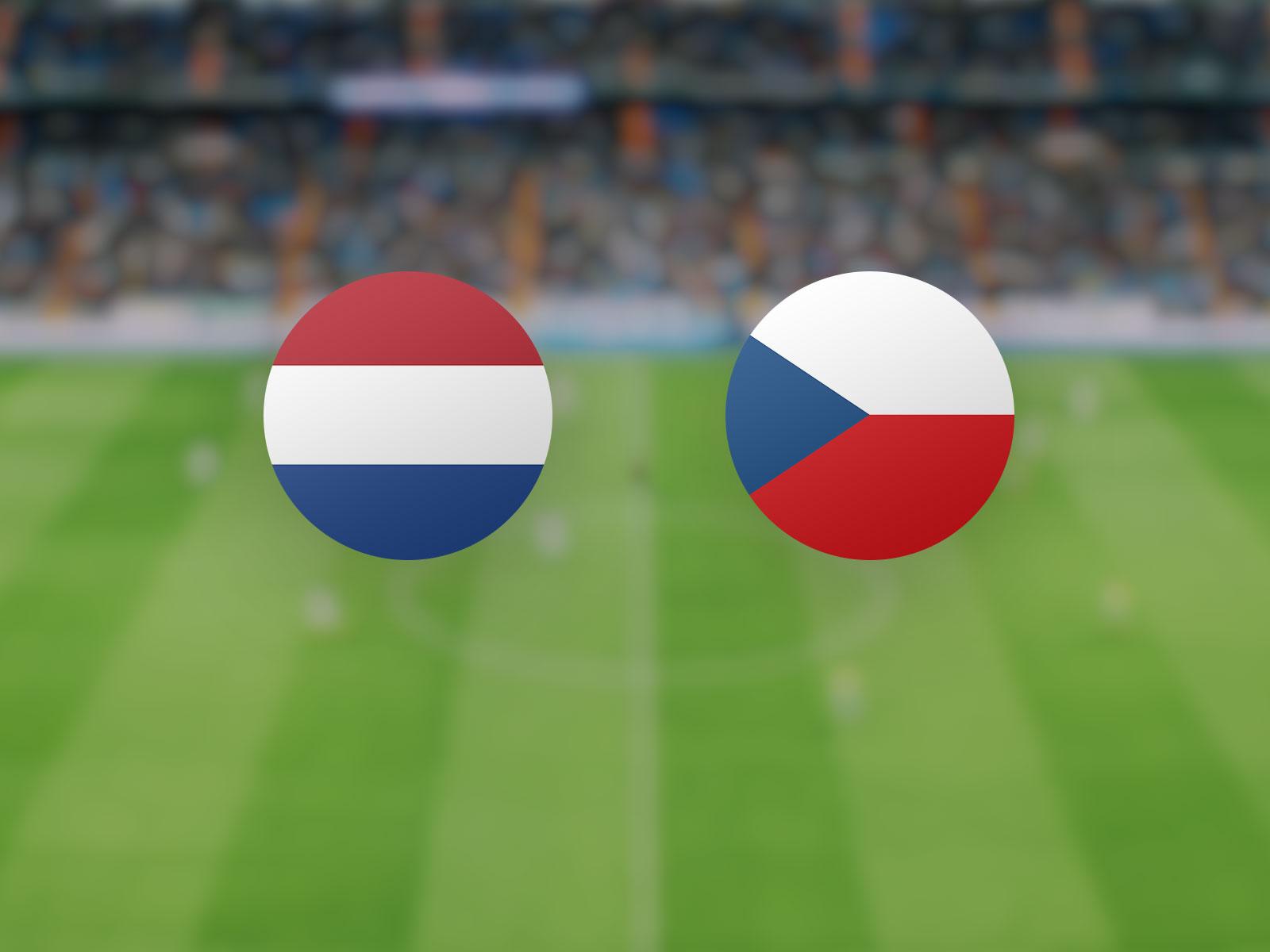 watch Netherlands vs Czech Republic in Euro 2020 last-16 knockout rounds