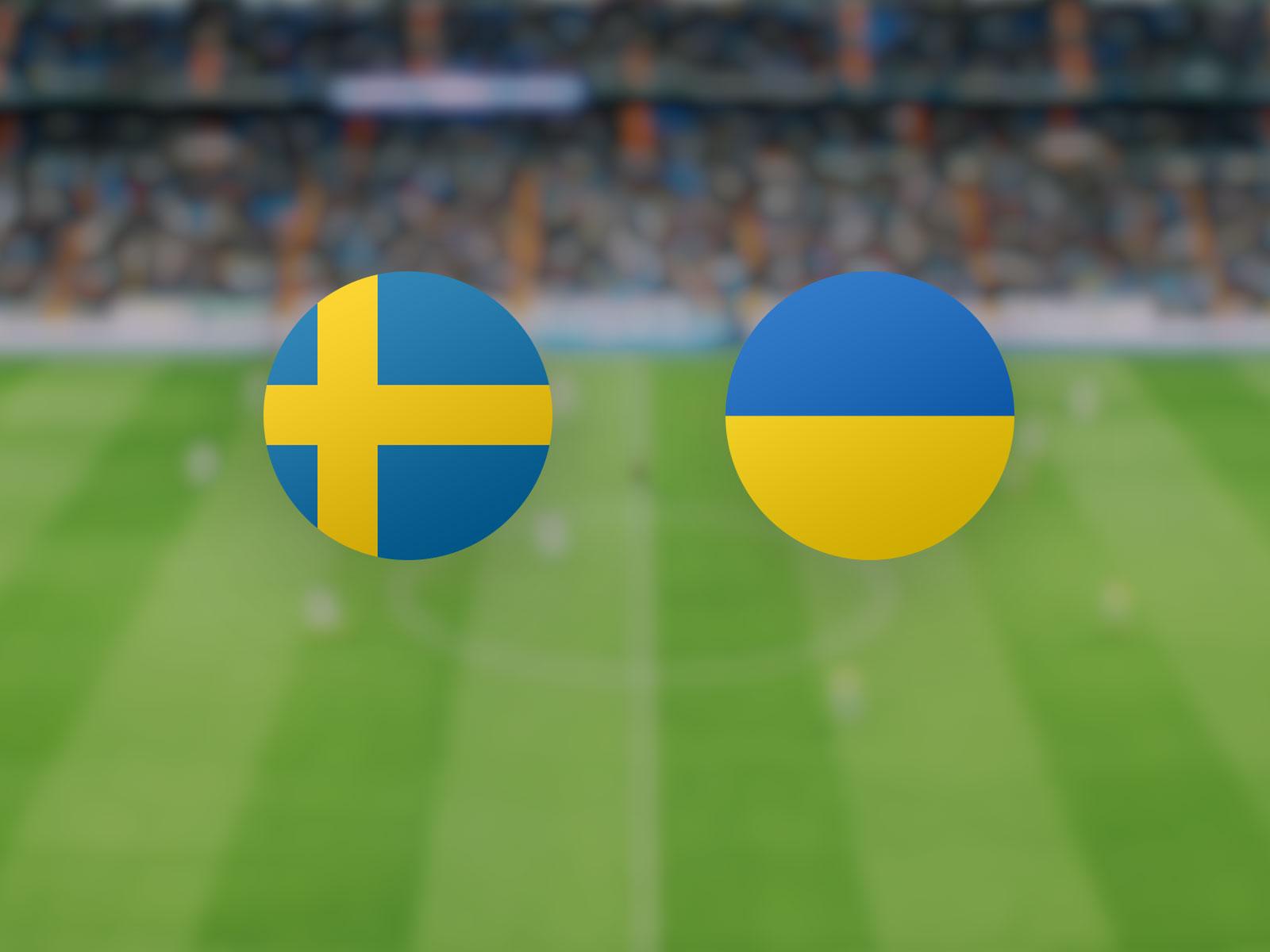 watch Sweden vs Ukraine in Euro 2020 last-16 knockout rounds
