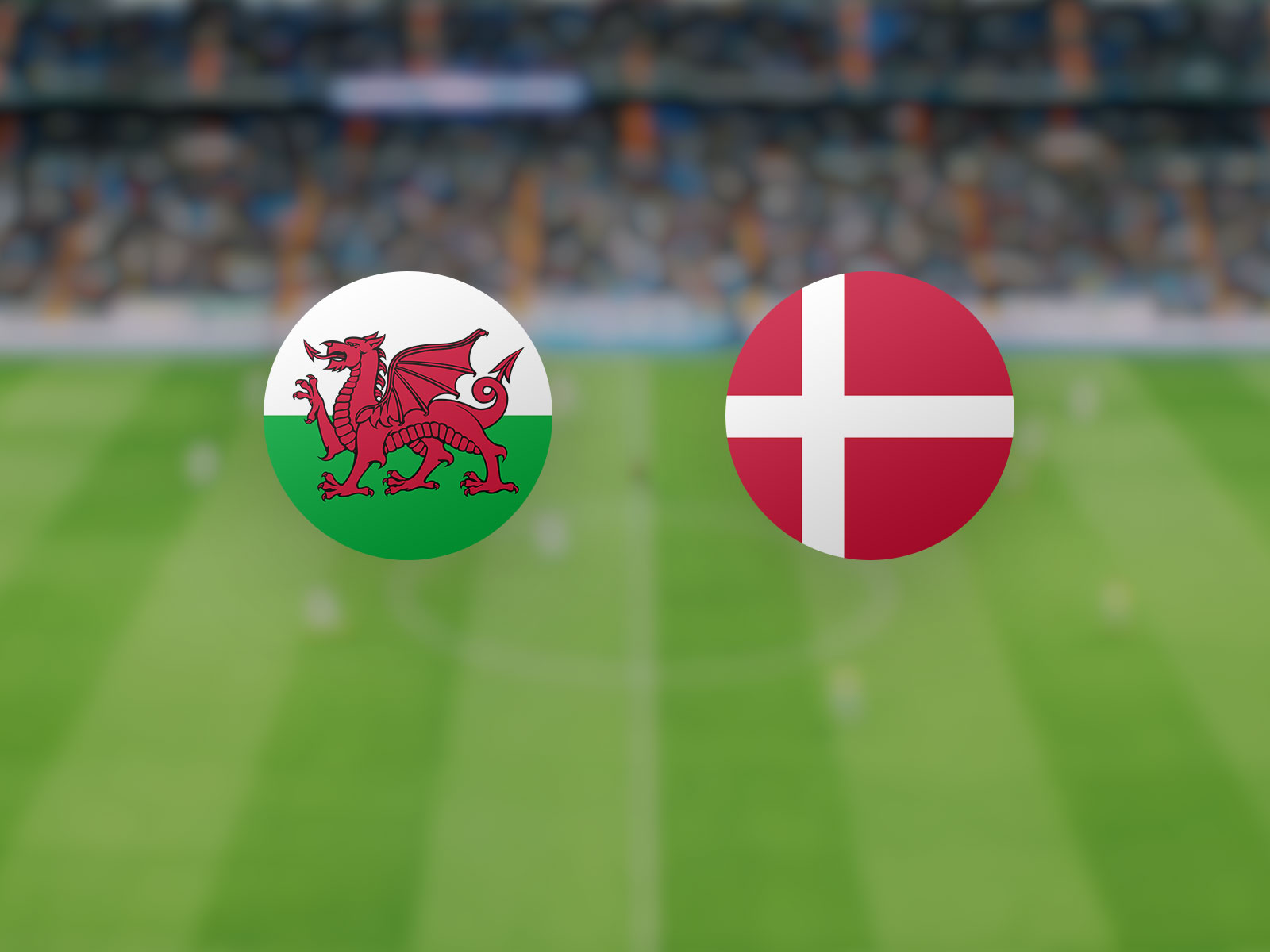 watch Wales vs Denmark in Euro 2020 last-16 knockout rounds